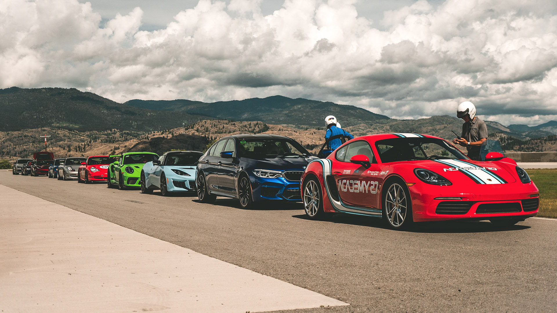 August Motorcars Track Day – May 28, 2020