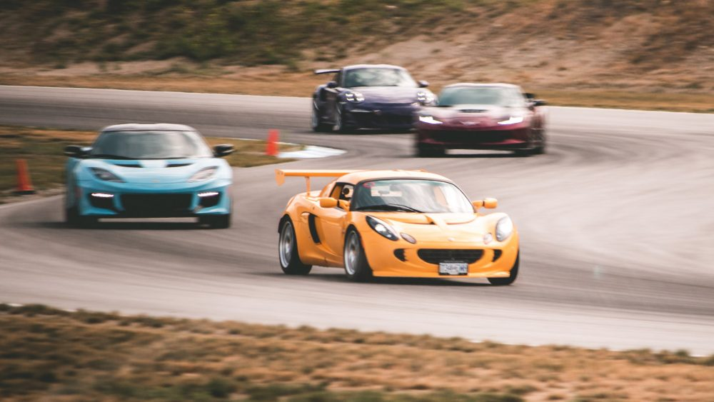 August Motorcars Area 27 Track Day September 2020