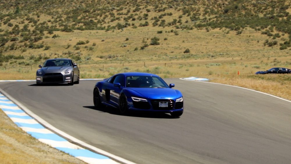 August Group Track Days