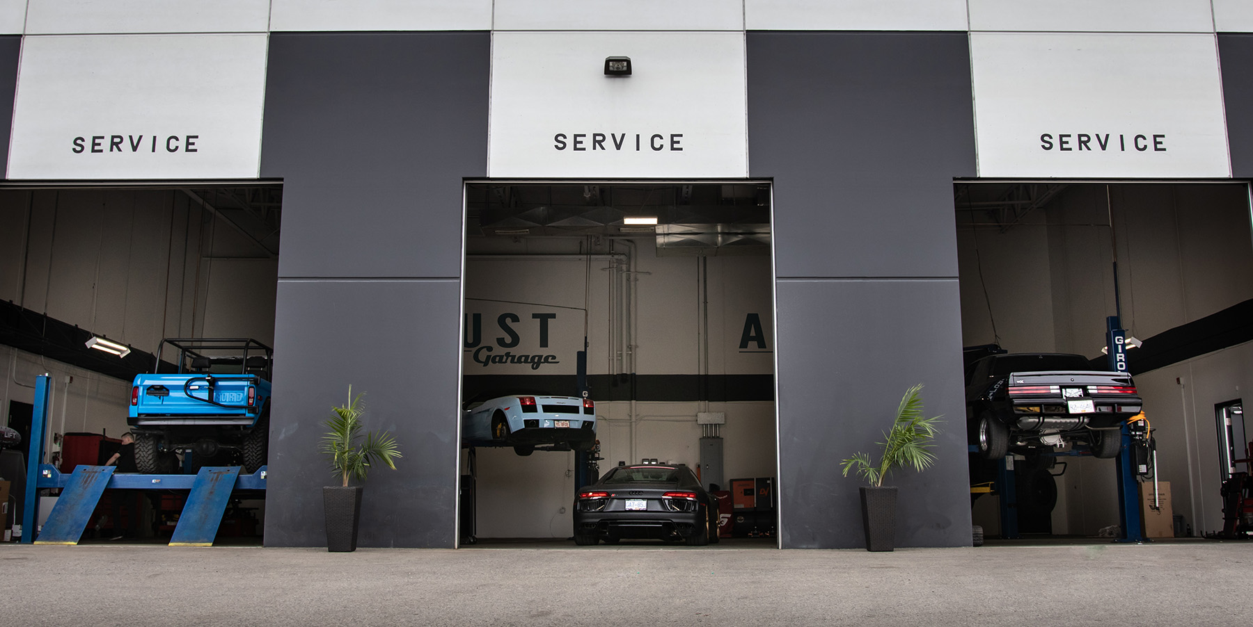 August Garage - Auto Service, Repair, and Customization in Kelowna, BC