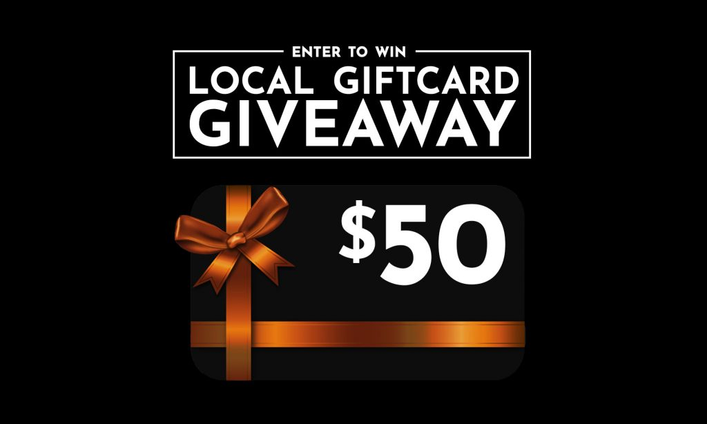 August Group Local Gift Card Giveaway to Support Local Okanagan Businesses - Kelowna